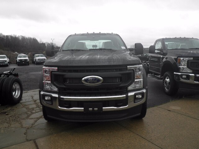 2021 Ford F-550 Super Cab DRW 4x4, Cab Chassis #G7375 - photo 3