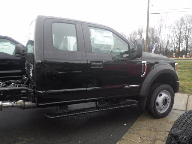 2021 Ford F-550 Super Cab DRW 4x4, Cab Chassis #G7375 - photo 2