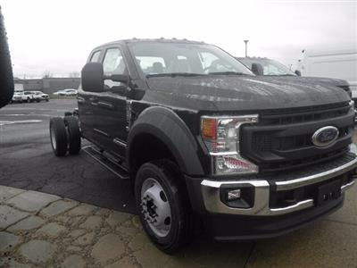 2021 Ford F-550 Super Cab DRW 4x4, Cab Chassis #G7375 - photo 1