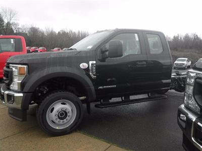 2021 Ford F-550 Super Cab DRW 4x4, Cab Chassis #G7375 - photo 5