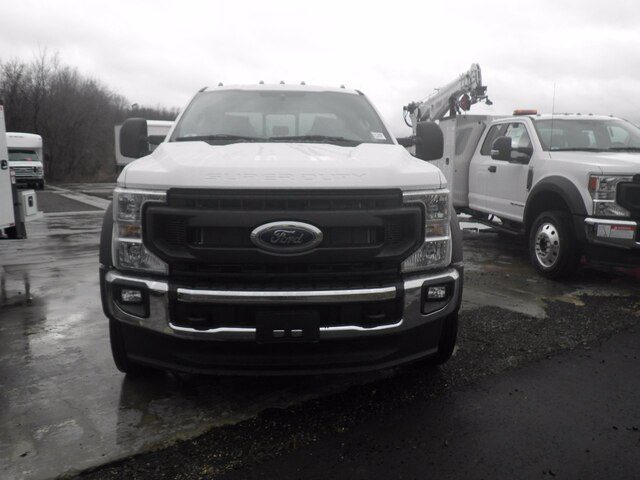 2021 Ford F-450 Super Cab DRW 4x4, Cab Chassis #G7382 - photo 3