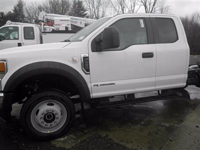 2021 Ford F-450 Super Cab DRW 4x4, Cab Chassis #G7382 - photo 4