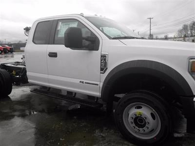 2021 Ford F-450 Super Cab DRW 4x4, Cab Chassis #G7382 - photo 5