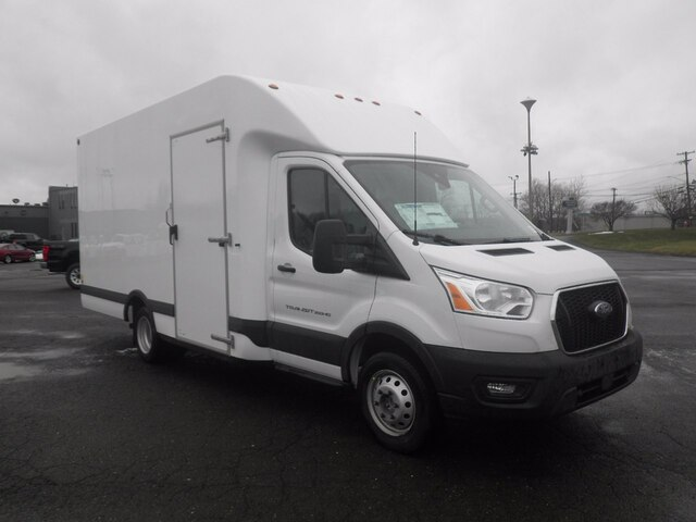 2020 Ford Transit 350 HD DRW 4x2, Unicell Cutaway Van #G7403 - photo 1