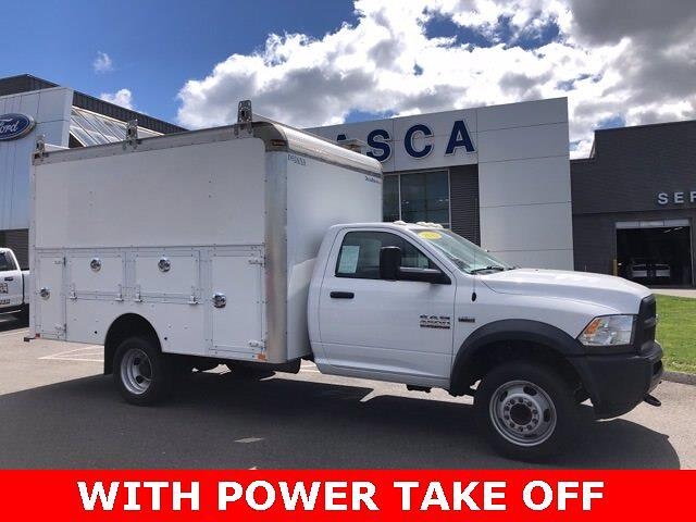 2015 Ram 4500 Regular Cab DRW 4x2, Dejana DuraBox Max Service Utility Van #G7417A - photo 3