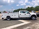 2021 Ford F-550 Crew Cab DRW 4x4, Knapheide Steel Service Body #G7436 - photo 3