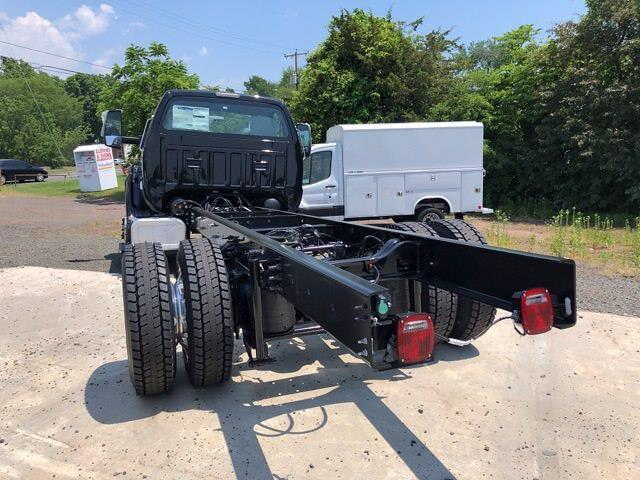 2022 Ford F-750 Regular Cab DRW 4x2, Cab Chassis #G7501 - photo 3