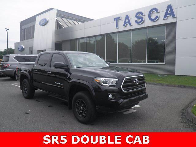2017 Toyota Tacoma Double Cab 4x4, Pickup #G7569A - photo 1