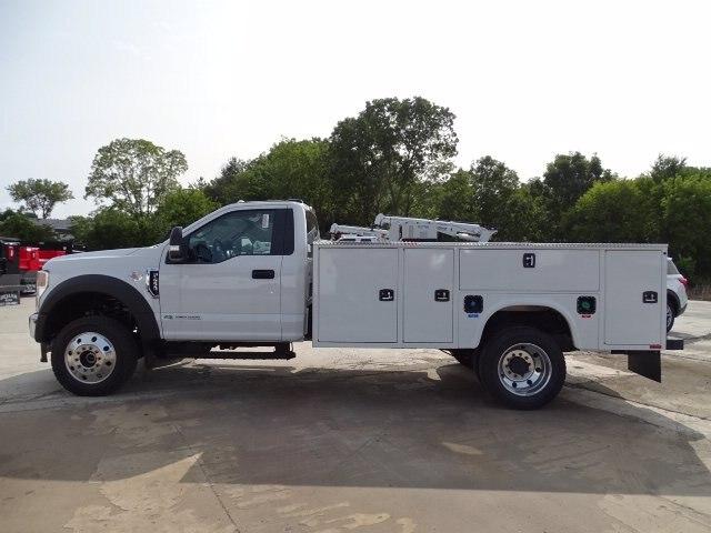 2020 Ford F-450 Regular Cab DRW 4x4, Knapheide Aluminum Service Body #G7661 - photo 3