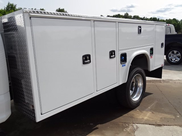2020 Ford F-450 Regular Cab DRW 4x4, Knapheide Aluminum Service Body #G7662 - photo 4