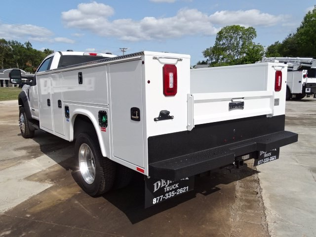 2020 Ford F-450 Regular Cab DRW 4x4, Knapheide Service Body #G7662 - photo 1