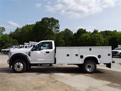 2020 Ford F-450 Regular Cab DRW 4x4, Knapheide Aluminum Service Body #G7662 - photo 3