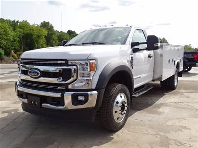 2020 Ford F-450 Regular Cab DRW 4x4, Knapheide Aluminum Service Body #G7662 - photo 1