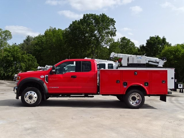 2020 Ford F-450 Super Cab DRW 4x4, Knapheide Aluminum Service Body #G7665 - photo 3