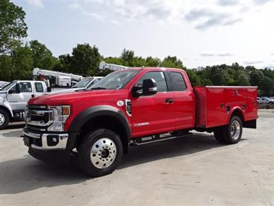 2020 Ford F-450 Super Cab DRW 4x4, Knapheide Aluminum Service Body #G7665 - photo 1