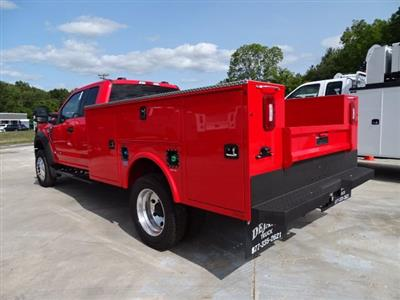 2020 Ford F-450 Super Cab DRW 4x4, Knapheide Aluminum Service Body #G7665 - photo 2