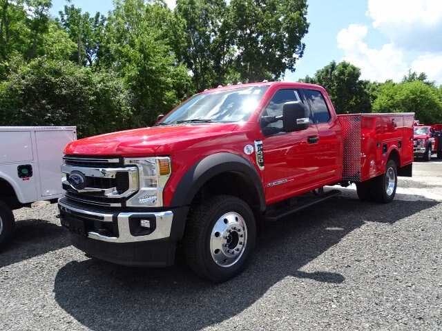 2020 Ford F-450 Super Cab DRW 4x4, Knapheide Service Body #G7666 - photo 1