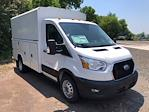 2021 Ford Transit 350 HD AWD, Reading Aluminum CSV Service Utility Van #G7705 - photo 3