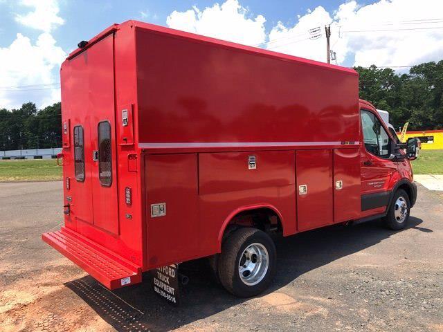 2021 Ford Transit 350 HD AWD, Reading Service Utility Van #G7708 - photo 1