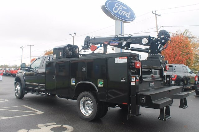 2020 Ford F-550 Super Cab DRW 4x4, Knapheide Crane Body Mechanics Body #GCG6463 - photo 4