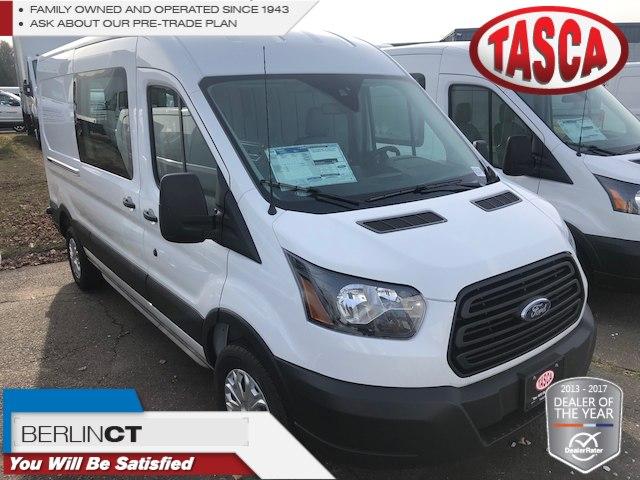 2019 Transit 250 Med Roof 4x2,  Empty Cargo Van #GCR4251 - photo 1