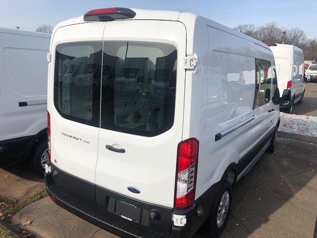 2019 Transit 250 Med Roof 4x2,  Empty Cargo Van #GCR4251 - photo 2
