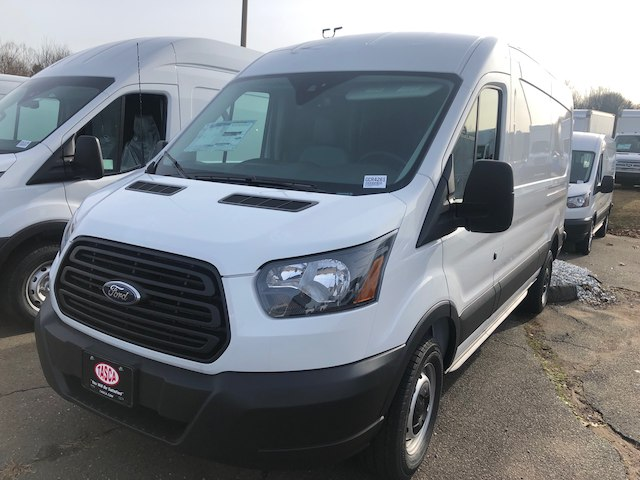 2019 Transit 250 Med Roof 4x2,  Empty Cargo Van #GCR4261 - photo 3