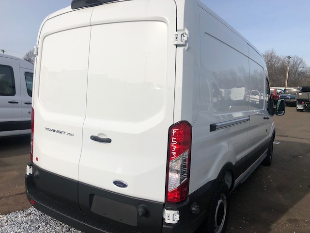 2019 Transit 250 Med Roof 4x2,  Empty Cargo Van #GCR4261 - photo 2