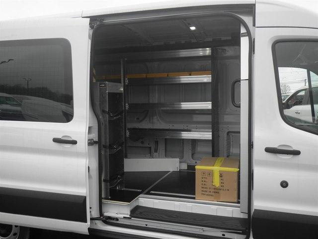 2019 Transit 250 Med Roof 4x2,  Ranger Design Upfitted Cargo Van #GCR4285 - photo 10
