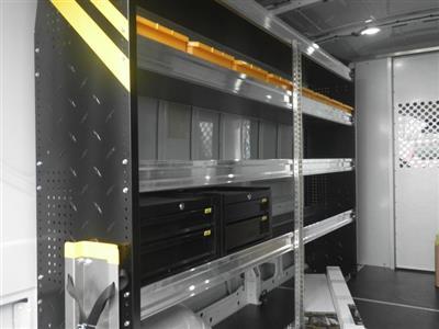 2019 Transit 250 Med Roof 4x2,  Ranger Design Upfitted Cargo Van #GCR4285 - photo 2