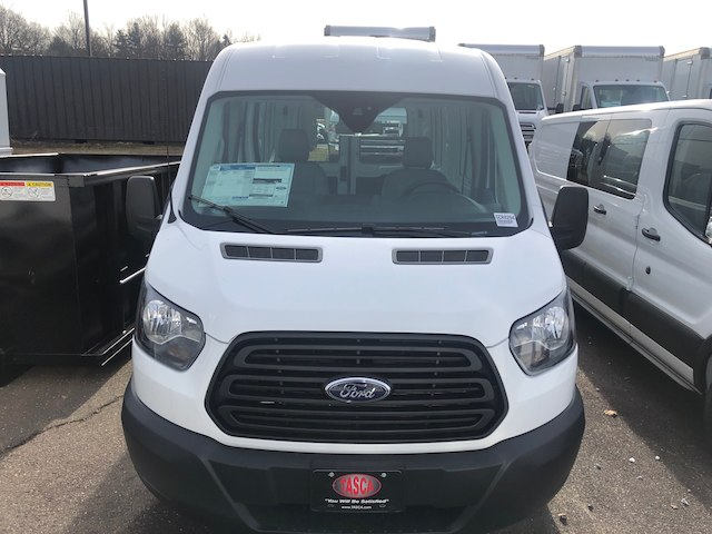 2019 Transit 250 Med Roof 4x2,  Empty Cargo Van #GCR4294 - photo 3