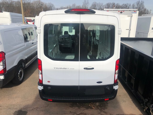 2019 Transit 250 Med Roof 4x2,  Empty Cargo Van #GCR4294 - photo 6