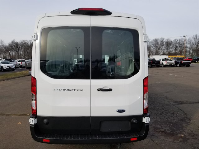 2019 Transit 250 Med Roof 4x2,  Empty Cargo Van #GCR4295 - photo 6