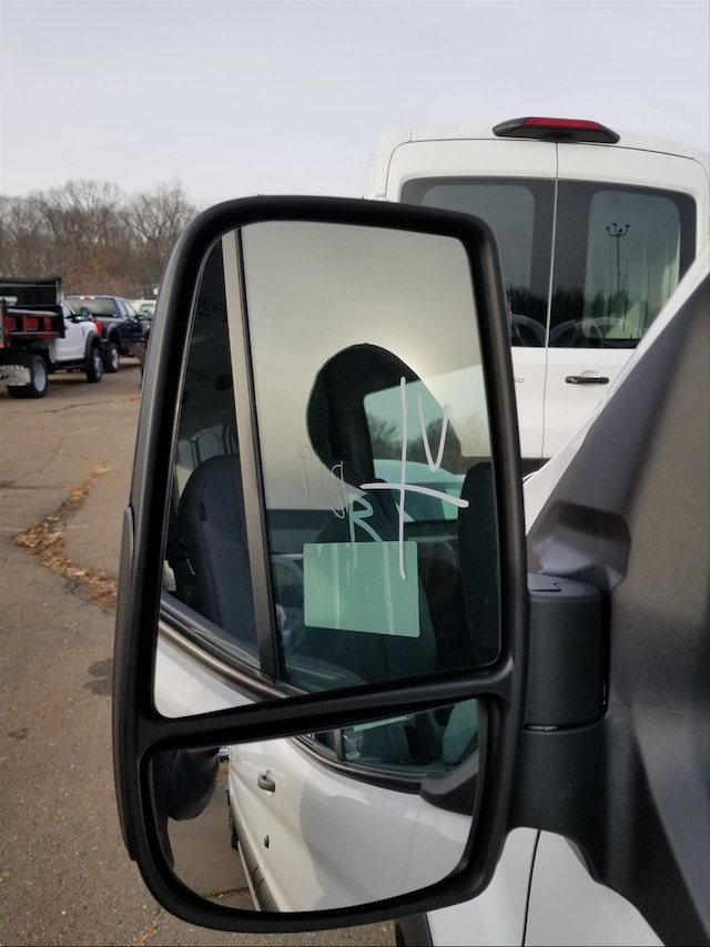 2019 Transit 250 Med Roof 4x2,  Empty Cargo Van #GCR4295 - photo 9
