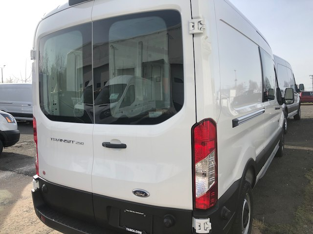 2019 Transit 250 Med Roof 4x2,  Empty Cargo Van #GCR4457 - photo 1