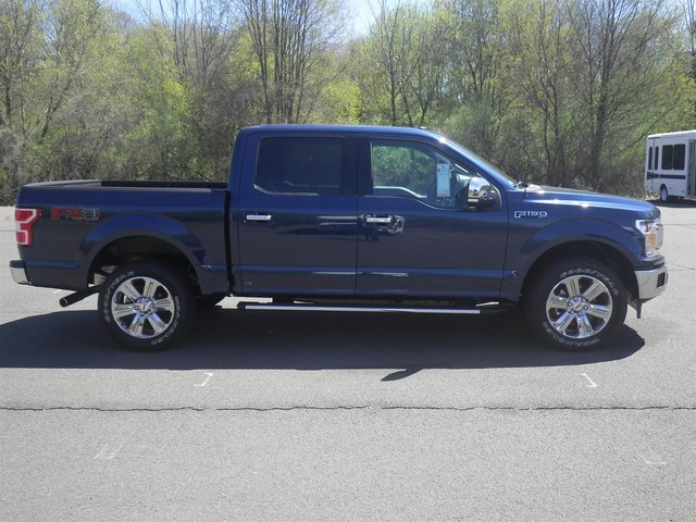 2018 F-150 SuperCrew Cab 4x4,  Pickup #GCR4576 - photo 8