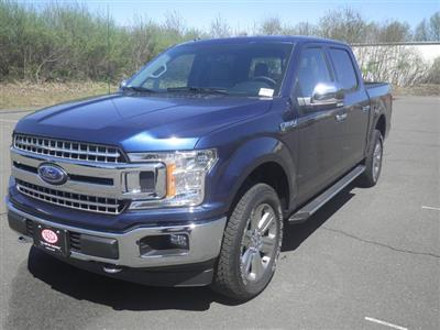 2018 F-150 SuperCrew Cab 4x4,  Pickup #GCR4576 - photo 4