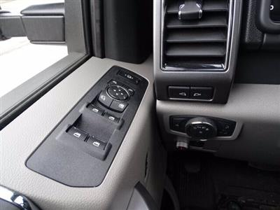 2019 Ford F-550 Super Cab DRW 4x4, Iroquois Brave Series Stainless Steel Dump Body #GCR4985 - photo 11