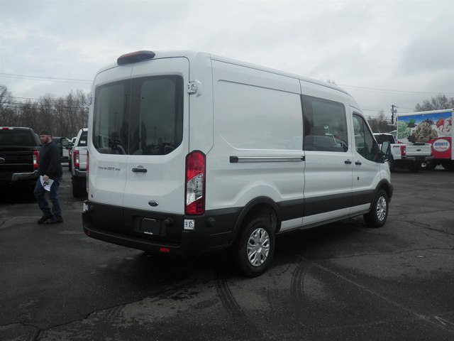 2019 Transit 250 Med Roof 4x2, Empty Cargo Van #GCR4995 - photo 1