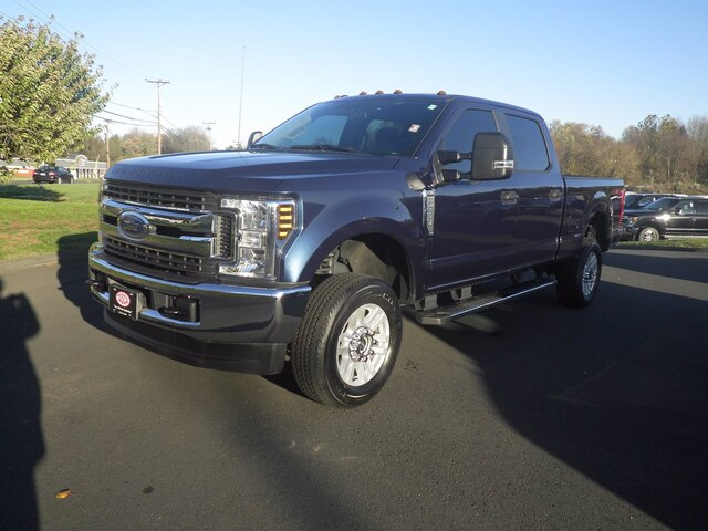 2019 Ford F-250 Crew Cab 4x4, Pickup #GCR7199A - photo 1