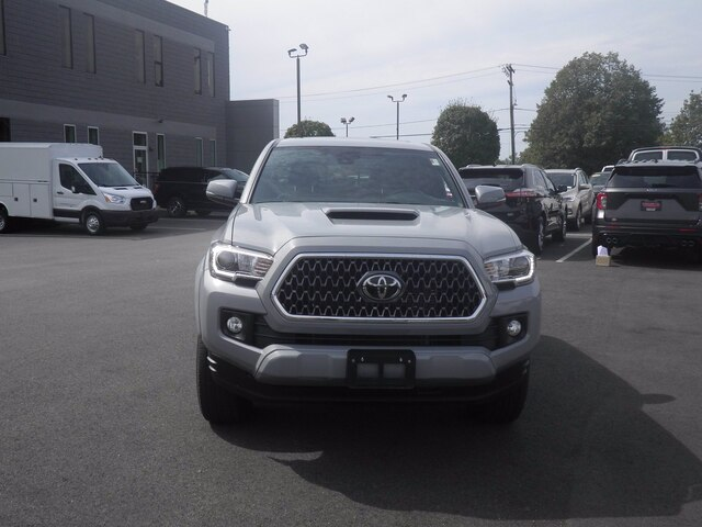 2019 Toyota Tacoma Double Cab 4x4, Pickup #GCR7201A - photo 4