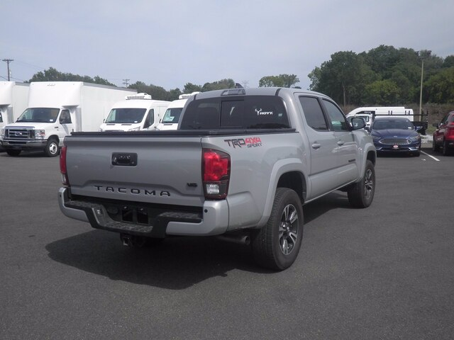 2019 Toyota Tacoma Double Cab 4x4, Pickup #GCR7201A - photo 7