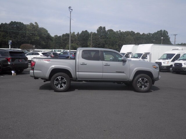 2019 Toyota Tacoma Double Cab 4x4, Pickup #GCR7201A - photo 8