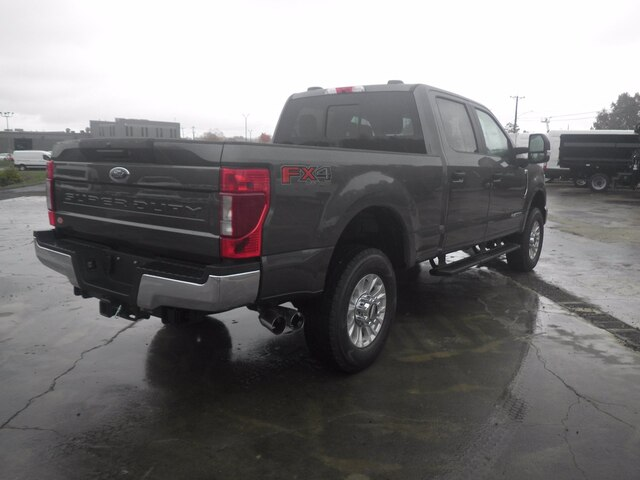 2020 Ford F-350 Crew Cab 4x4, Pickup #GCR7278 - photo 2