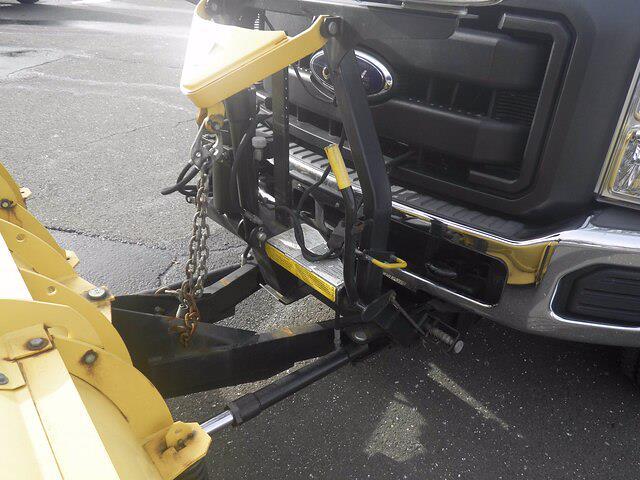 2011 Ford F-350 Regular Cab DRW 4x4, Dump Body #GCR7369A - photo 10