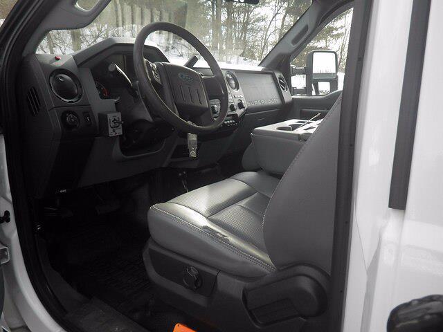2011 Ford F-350 Regular Cab DRW 4x4, Dump Body #GCR7369A - photo 12