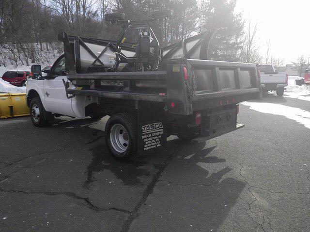 2011 Ford F-350 Regular Cab DRW 4x4, Dump Body #GCR7369A - photo 6