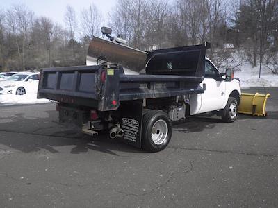 2011 Ford F-350 Regular Cab DRW 4x4, Dump Body #GCR7369A - photo 2