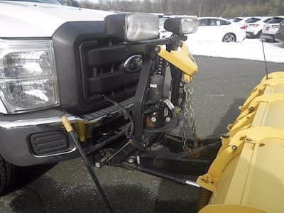 2011 Ford F-350 Regular Cab DRW 4x4, Dump Body #GCR7369A - photo 9