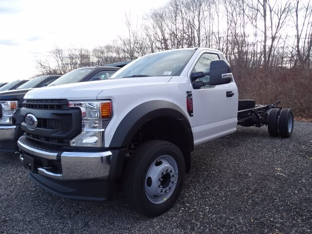 2020 Ford F-550 Regular Cab DRW 4x2, Cab Chassis #GCR7673 - photo 1